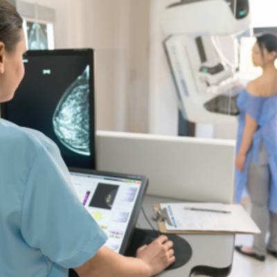 Mamografía Montpellier
